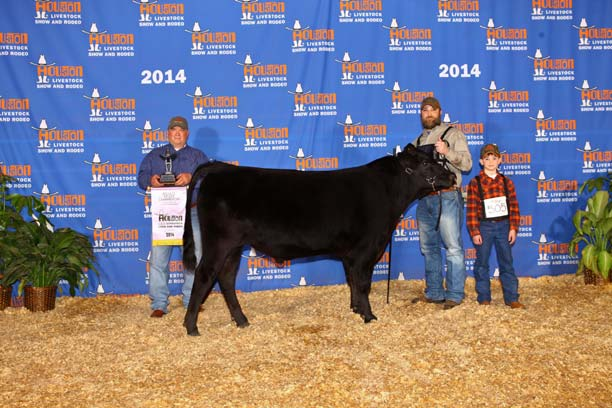 More 2014 Houston Livestock Wagyu Show Results