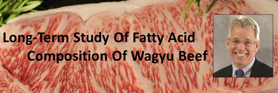 Stephen B. Smith Presents Long-Term Study Of Fatty Acid Composition Of Wagyu Beef At TWA General Meeting