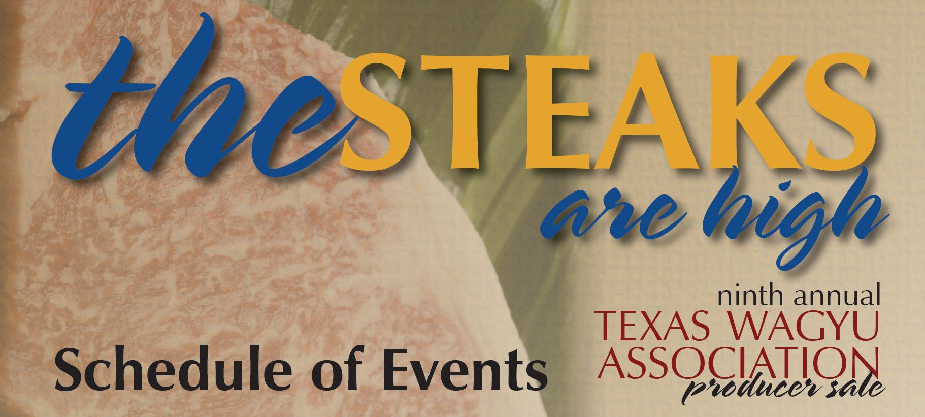 "2018 General Meeting Of Members & The 9th Annual ""Steaks Are High"" Wagyu Sale In Salado, Texas"